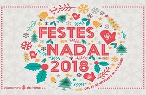 Feria de Navidad y Reyes en Palma