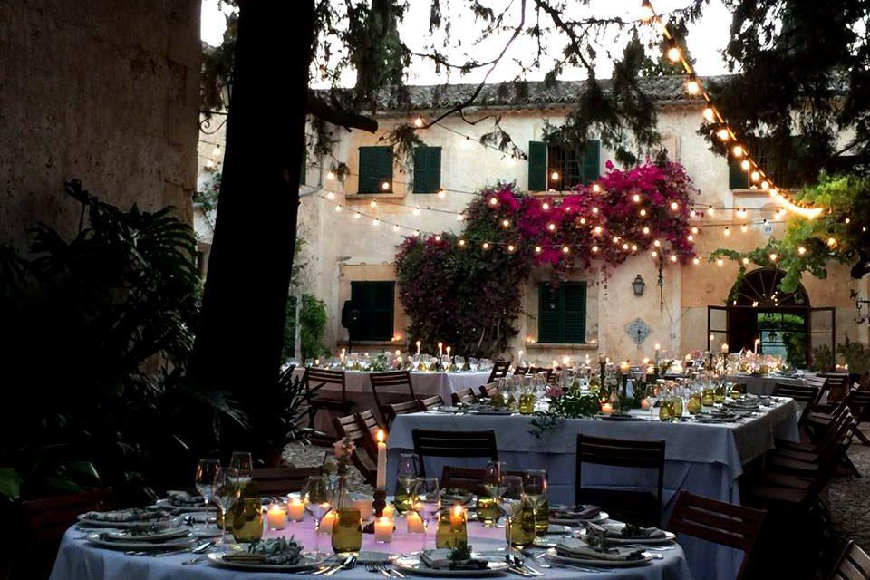 Celebra tu boda rural en Mallorca