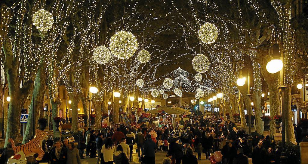 Vive una Navidad mágica en Mallorca!