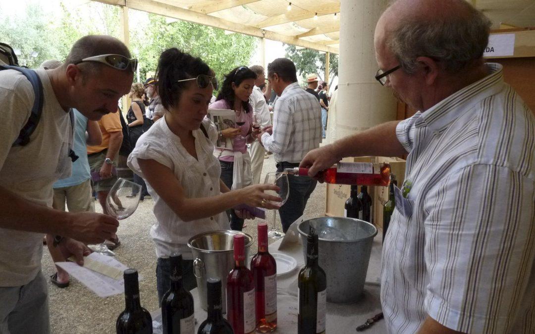 XV Feria del vino de Benissalem