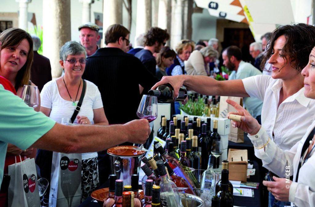 Feria del vino de Pollença