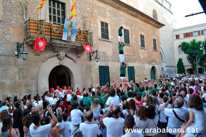 Festividad de Sant Jaume en Manacor