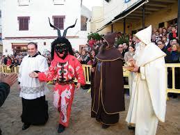 Fiesta de la Peste a Son Servera