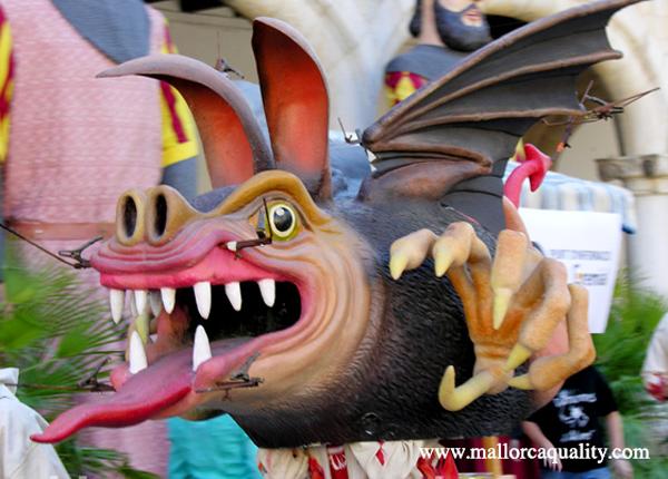 Fiestas de Sant Pere en Alaró