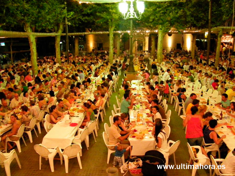 Fiestas de Santa Margarita de Sa Pobla
