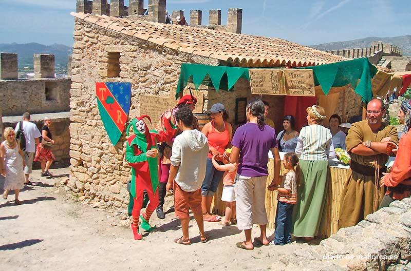 Mercado Medieval de Capdepera