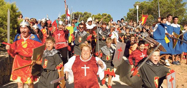 Fiestas del Rey Jaume I