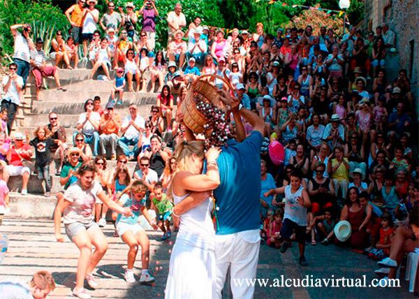 Fiestas de la Mare de Déu de la Victòria en Alcúdia