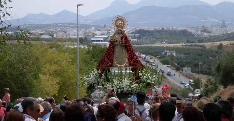 Romería a la ermita de la Consolación a Santanyí