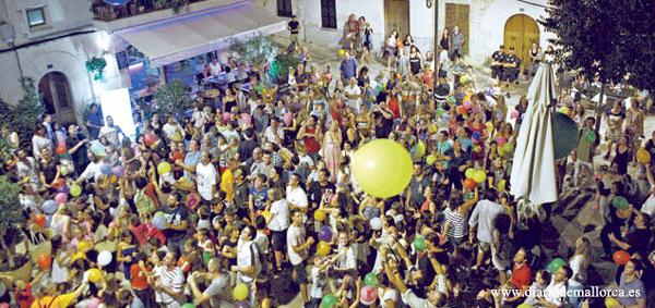 Fiesta de Sant Bartomeu en Alcúdia